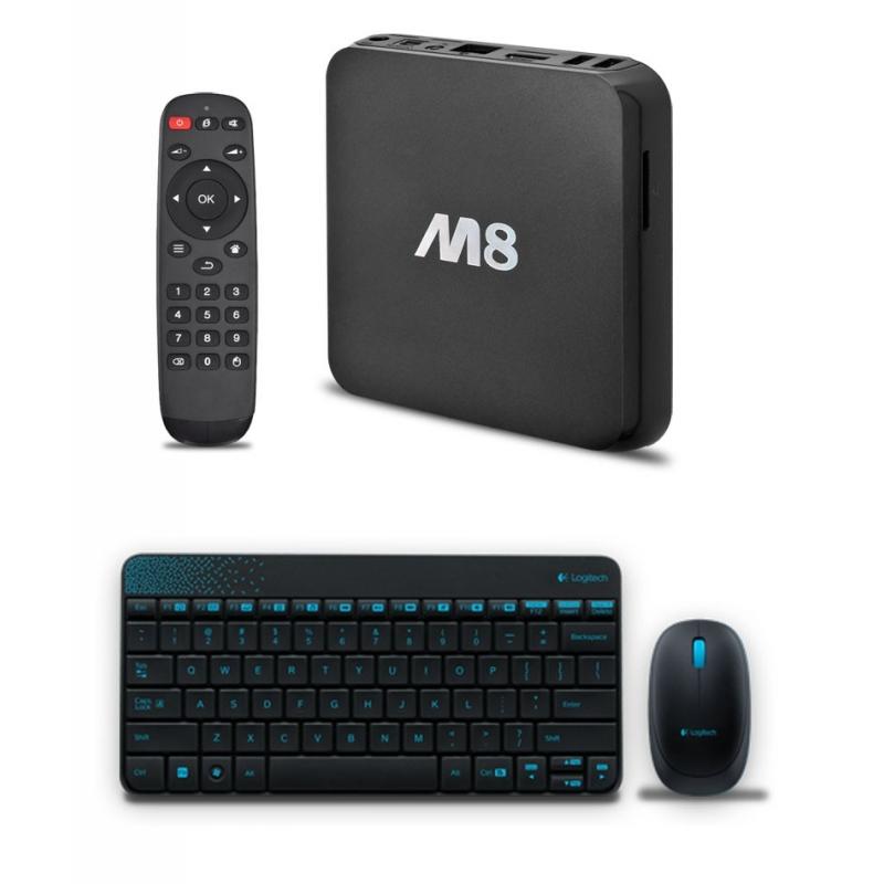 achat pack box android m8 et ensemble souris clavier. Black Bedroom Furniture Sets. Home Design Ideas