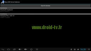 Recherche Wiimote Bluez IME v1.17