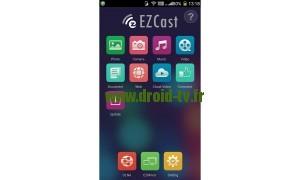 EZCast sur Android