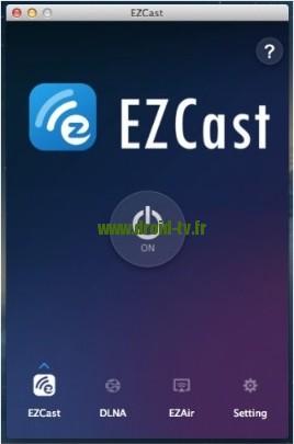EZcast pour MAC