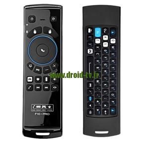 Telecommande F10 Droid-TV.fr