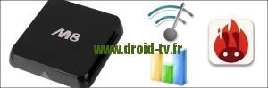 Banniere M8 test Droid-TV.fr