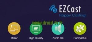 Activation mirroring EZcast pour Windows Droid-TV.fr
