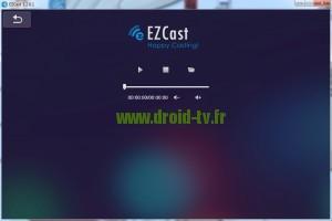 Music et video EZcast pour Windows Droid-TV.fr