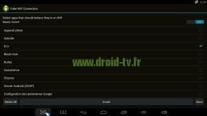 Fonctionnement Fake Wifi Connection Droid-TV.fr
