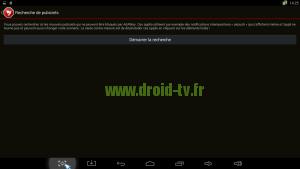 Recherche publiciel Adaway Android Droid-TV.fr