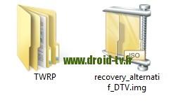 Fichier pour mise a jour box Android Beelink Droid-TV.fr