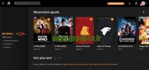 Ajout nouvelle bibliotheque Plex Media Server Droid-TV.fr