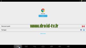 Lancement application via autre pays Hola VPN gratuit Droid-TV.fr