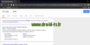 Installer Kodi / XBMC