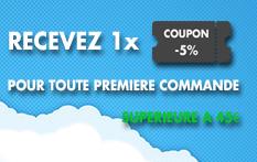 Coupon -5% Droid-TV.fr