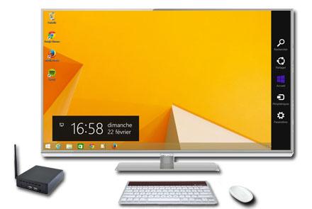 Tel un veritable PC WinBox-TV.fr
