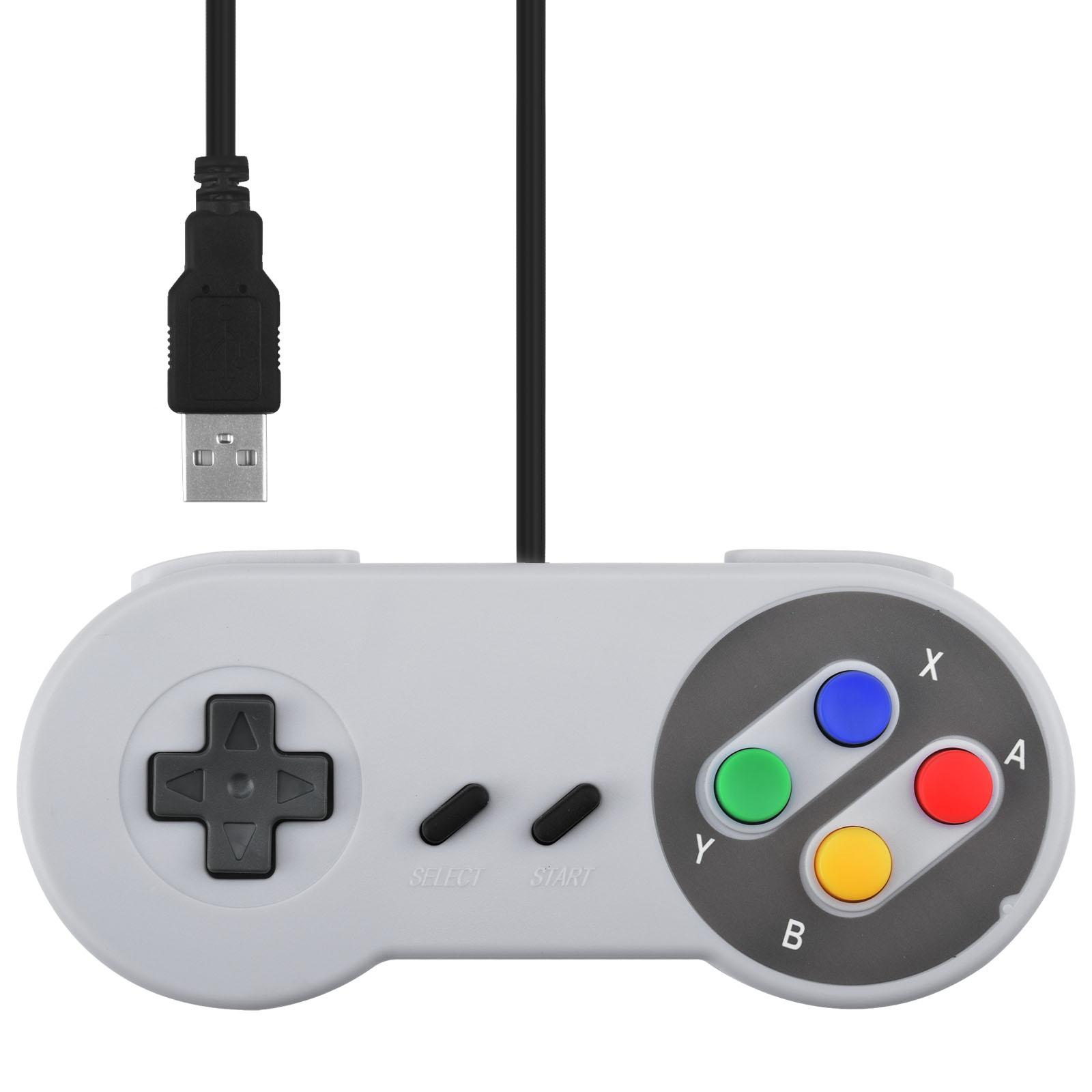 Manette rétro USB Droid-TV.fr